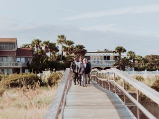 Keith and Rachel's Wedding in Beaufort, South Carolina 14