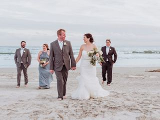 Keith and Rachel's Wedding in Beaufort, South Carolina 20
