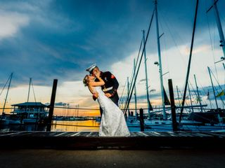The wedding of Dana and Hunter