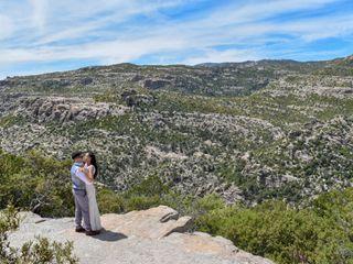 The wedding of Christina and Jacob 1
