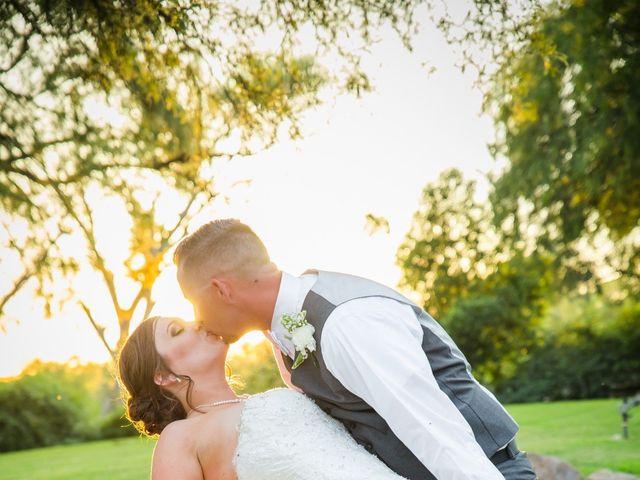 Brad and Megan's Wedding in Tucson, Arizona 9