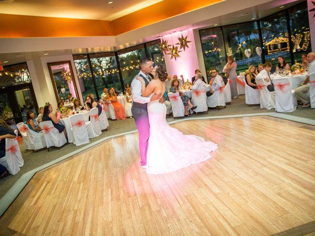 Brad and Megan's Wedding in Tucson, Arizona 10
