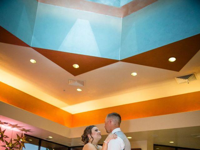Brad and Megan's Wedding in Tucson, Arizona 12