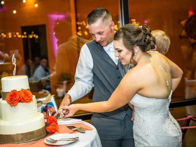 Brad and Megan's Wedding in Tucson, Arizona 14