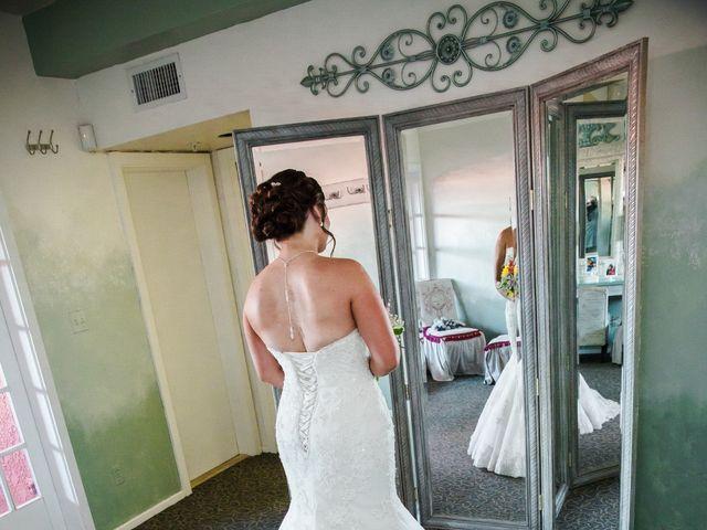 Brad and Megan's Wedding in Tucson, Arizona 17