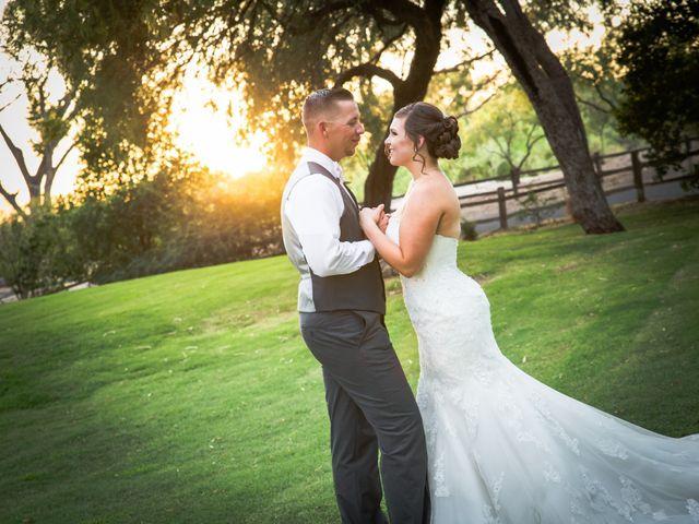 Brad and Megan's Wedding in Tucson, Arizona 21