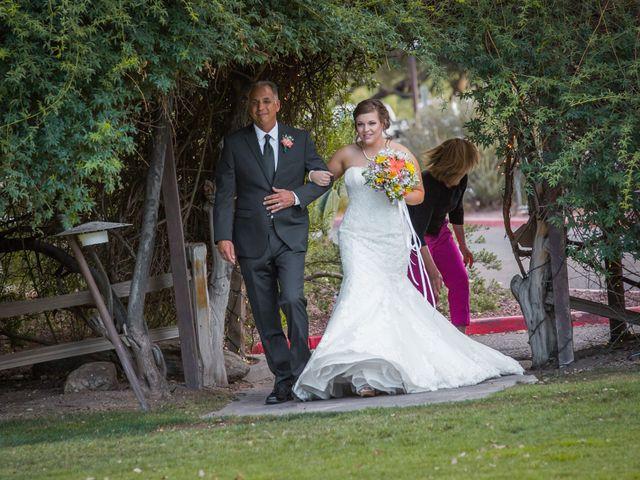 Brad and Megan's Wedding in Tucson, Arizona 23