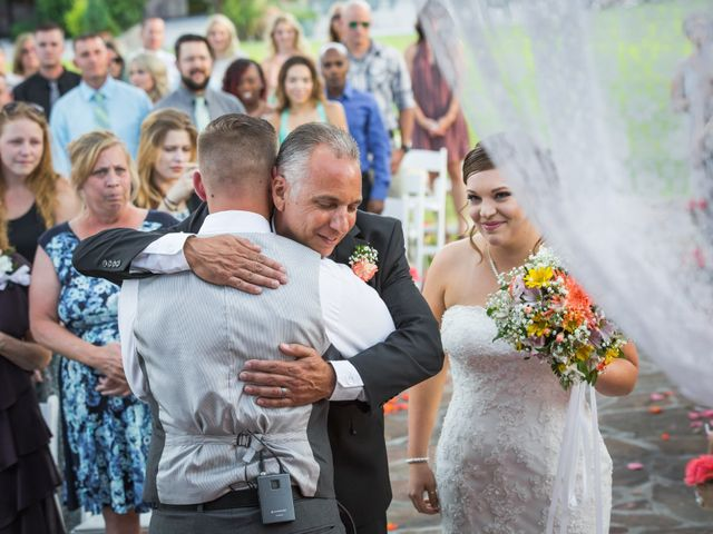 Brad and Megan's Wedding in Tucson, Arizona 24