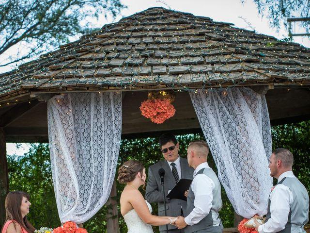 Brad and Megan's Wedding in Tucson, Arizona 25
