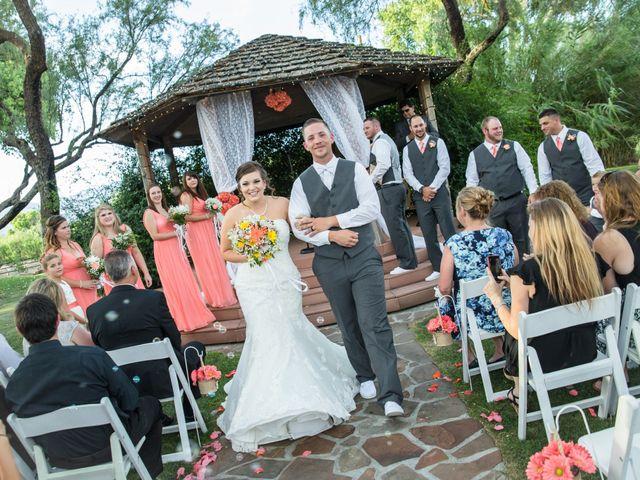 Brad and Megan's Wedding in Tucson, Arizona 26
