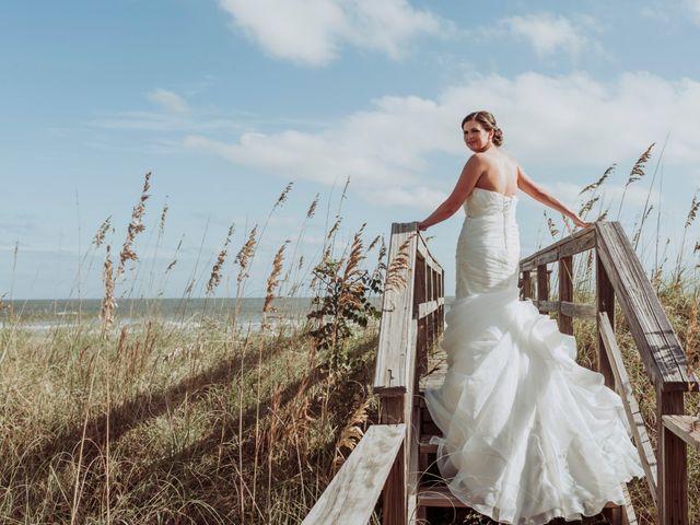 Keith and Rachel's Wedding in Beaufort, South Carolina 9