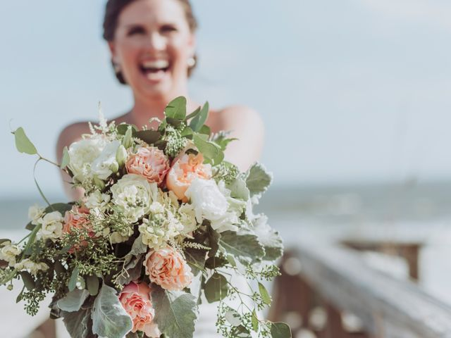 Keith and Rachel's Wedding in Beaufort, South Carolina 12