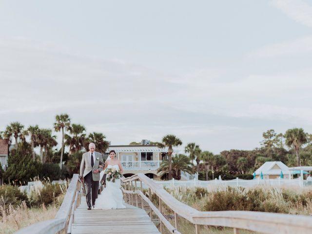 Keith and Rachel's Wedding in Beaufort, South Carolina 17