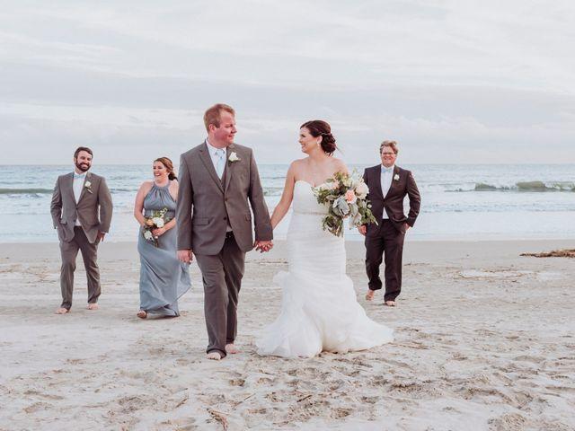 Keith and Rachel's Wedding in Beaufort, South Carolina 20