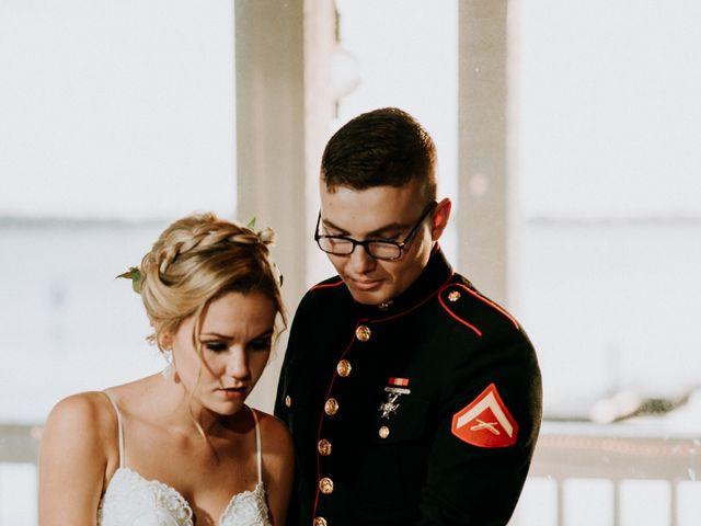 Hunter and Dana's Wedding in Palmetto, Florida 3