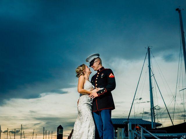 Hunter and Dana's Wedding in Palmetto, Florida 2