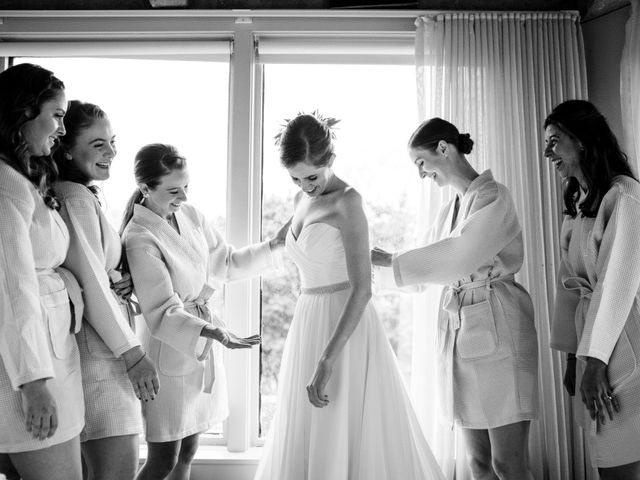 Timothy and Carina's Wedding in Beacon, New York 9