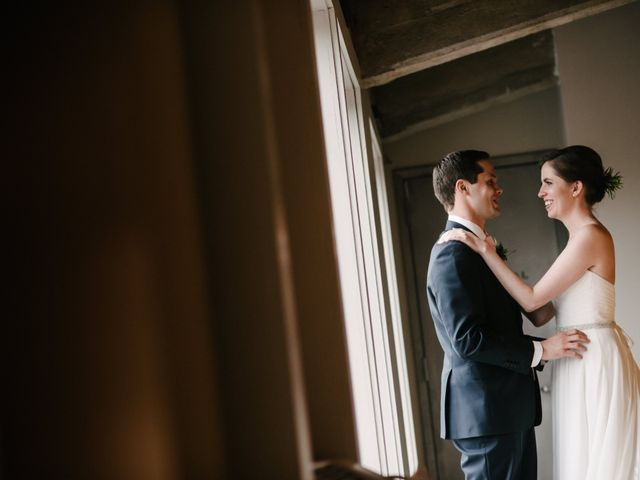 Timothy and Carina's Wedding in Beacon, New York 16