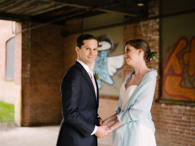Timothy and Carina's Wedding in Beacon, New York 24
