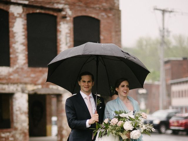 Timothy and Carina's Wedding in Beacon, New York 26