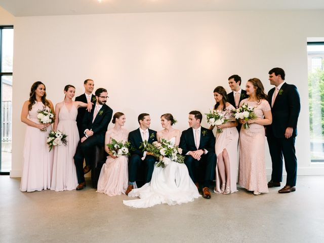 Timothy and Carina's Wedding in Beacon, New York 33
