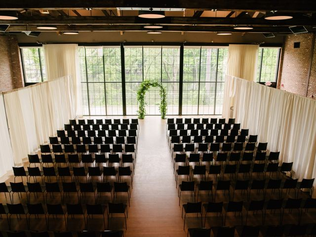 Timothy and Carina's Wedding in Beacon, New York 34