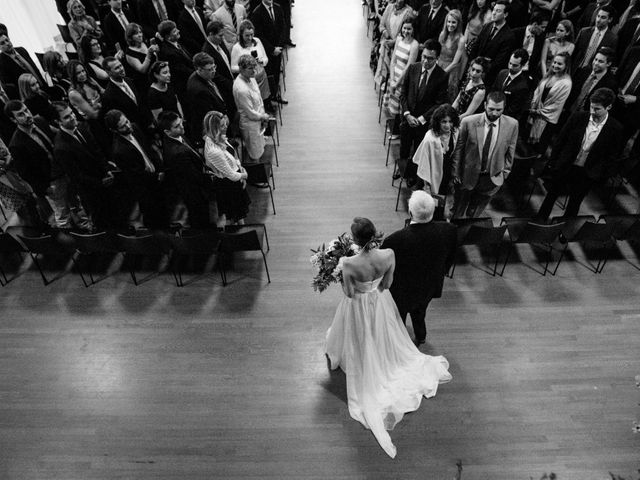 Timothy and Carina's Wedding in Beacon, New York 38