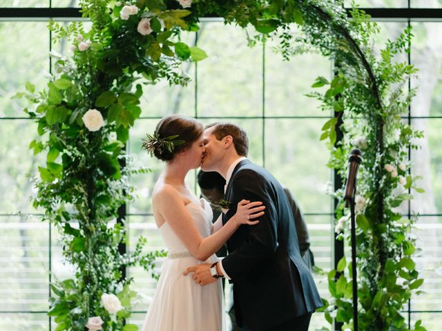 Timothy and Carina's Wedding in Beacon, New York 42