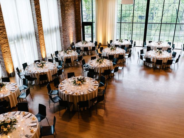 Timothy and Carina's Wedding in Beacon, New York 45
