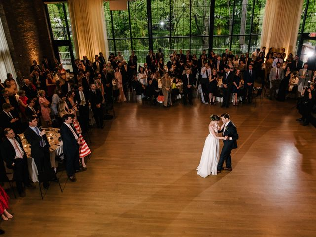 Timothy and Carina's Wedding in Beacon, New York 50