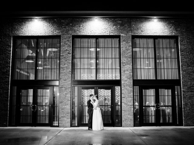 Timothy and Carina's Wedding in Beacon, New York 54