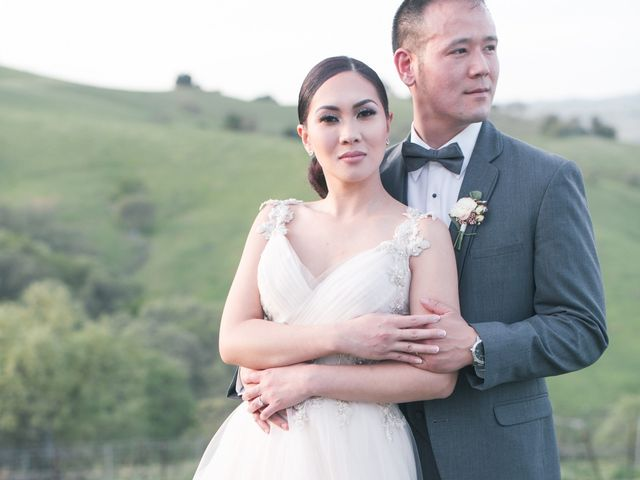 Kimberly and Paul's Wedding in Morgan Hill, California 1