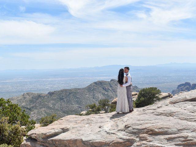 The wedding of Christina and Jacob