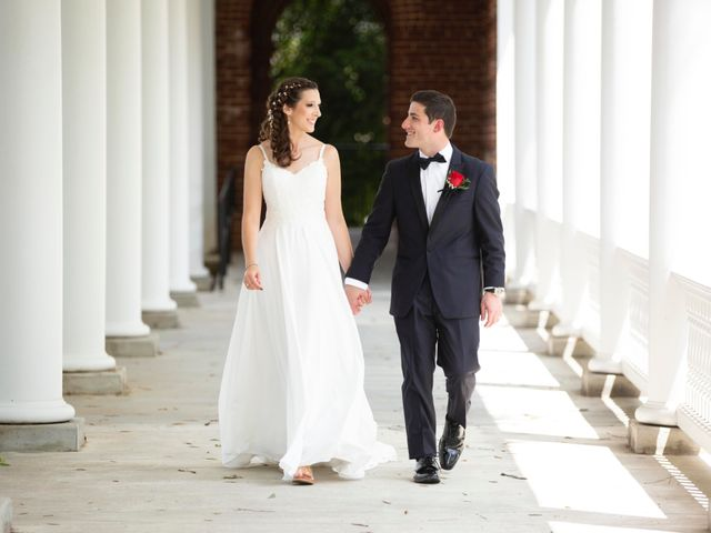 The wedding of Emmy and Nick