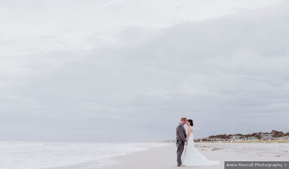 Keith and Rachel's Wedding in Beaufort, South Carolina