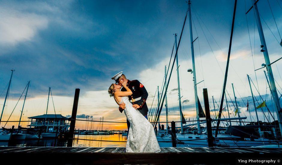 Hunter and Dana's Wedding in Palmetto, Florida