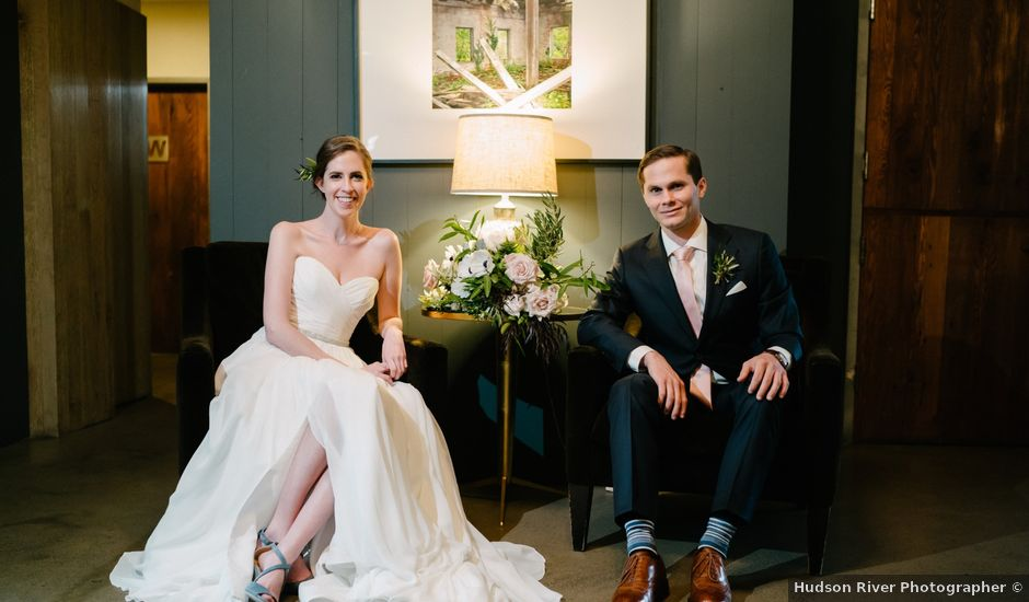 Timothy and Carina's Wedding in Beacon, New York