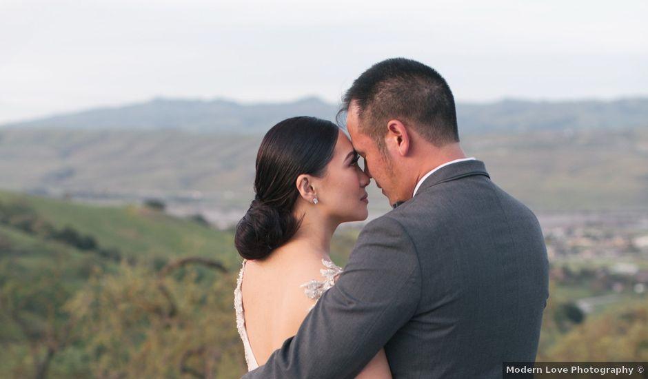 Kimberly and Paul's Wedding in Morgan Hill, California