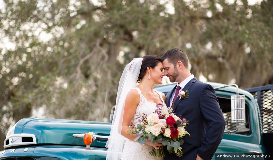 Ryan and Amanda's Wedding in North Fort Myers, Florida