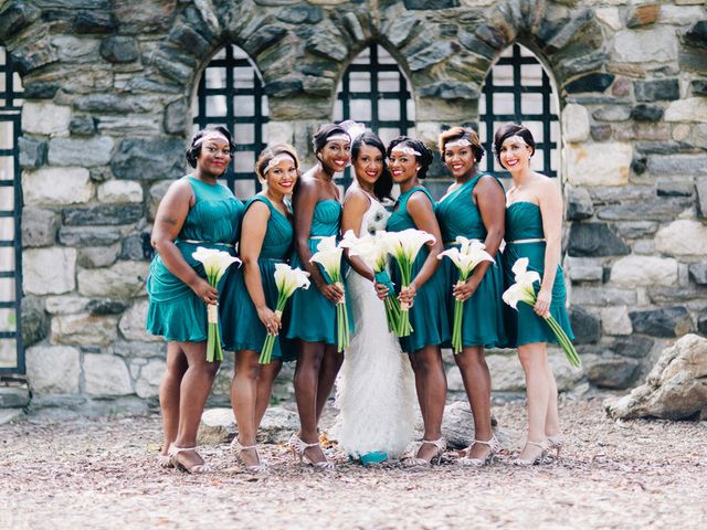 Tiffany and Quintin's Wedding in New Rochelle, New York 5