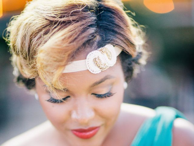 Tiffany and Quintin's Wedding in New Rochelle, New York 6