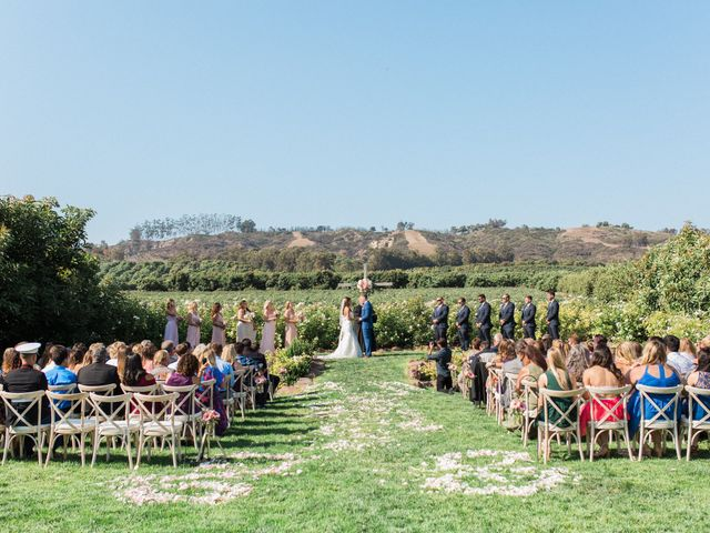 Kelsey and Sam's Wedding in Camarillo, California 18