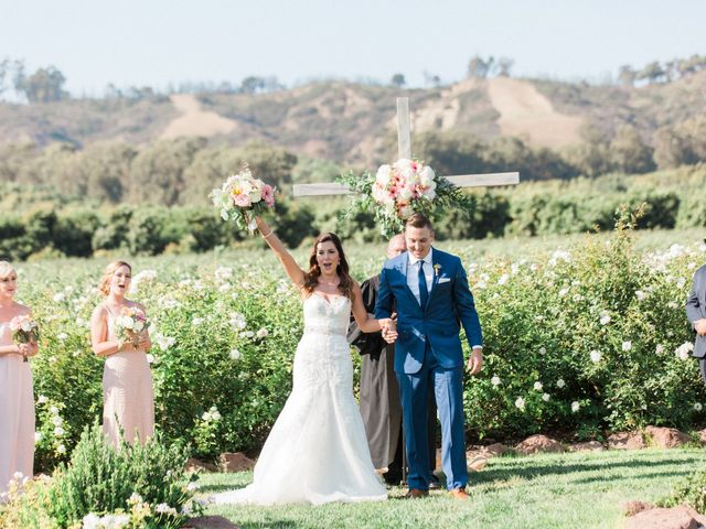 Kelsey and Sam's Wedding in Camarillo, California 20