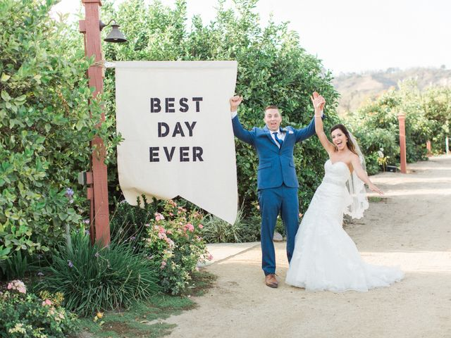 Kelsey and Sam's Wedding in Camarillo, California 34
