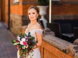 The wedding of Irene and Garreth 1