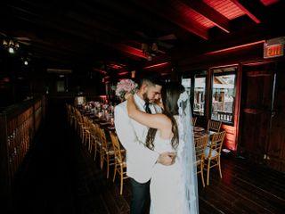 The wedding of Jennifer and Humberto