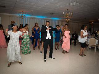 The wedding of Latoya and Steve 1