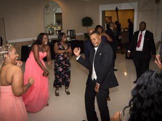 The wedding of Latoya and Steve 2