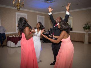 The wedding of Latoya and Steve 3
