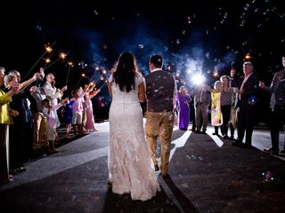The wedding of Anne and Stephen 2
